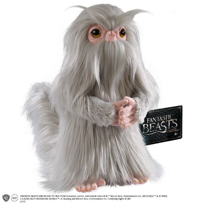 Fantastic Beasts Demiguise Premium Collectors Plush | Buy now at The G33Kery - UK Stock - Fast Delivery